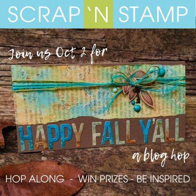 Happy Fall, Y'All! Blog Hop