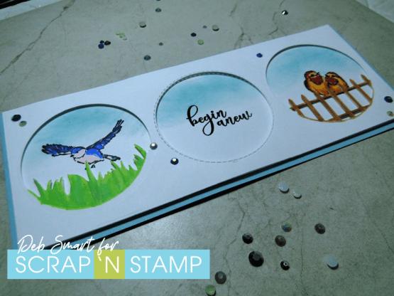 Scrap 'N Stamp Slim-sational Blog Hop