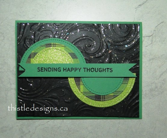 Masculine Thinking of You Card