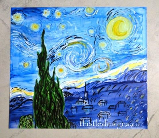My Version of Starry Night