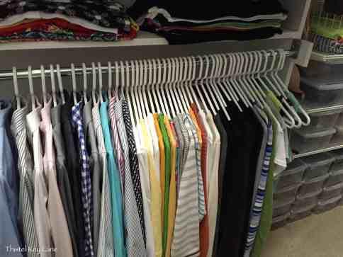 New hangers