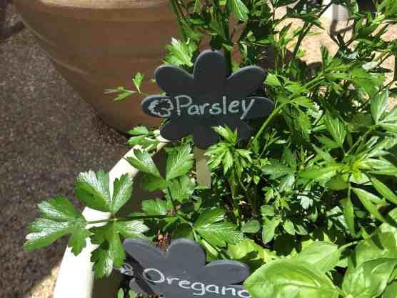 Parsley Marker