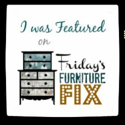 Friday's Furniture Fix