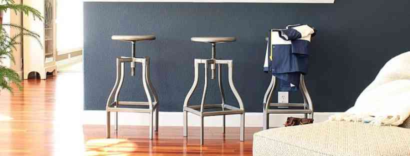 Bar Stools With A New Finish