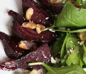 Salad Inspiration With Vegetables