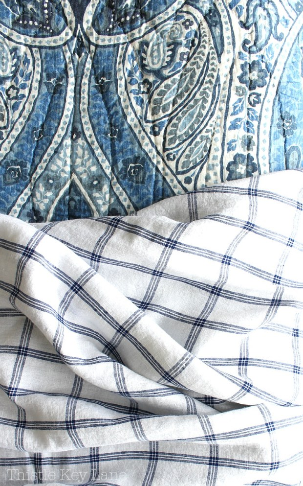 Mixing Patterns And Fabrics