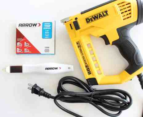 DeWalt Staple Gun Arrow Staple Tool