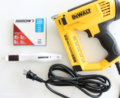 DeWalt Staple Gun Arrow Staple Tool