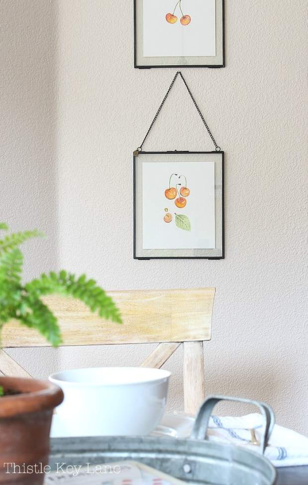 Easy Framing Ideas – Thistle Key Lane