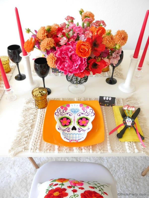 Day of the Dead from Birds Party