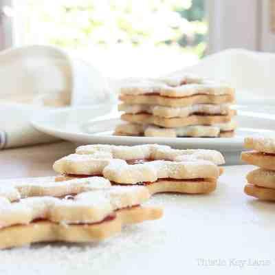 Linzer Cookie Recipe