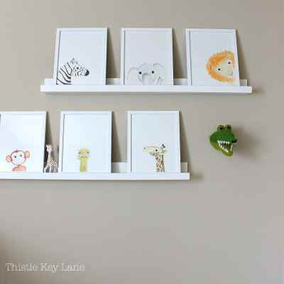 Baby Room Organizing And Decor