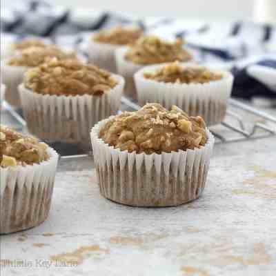 Banana Nut Muffin Recipe (Gluten-Free Option)