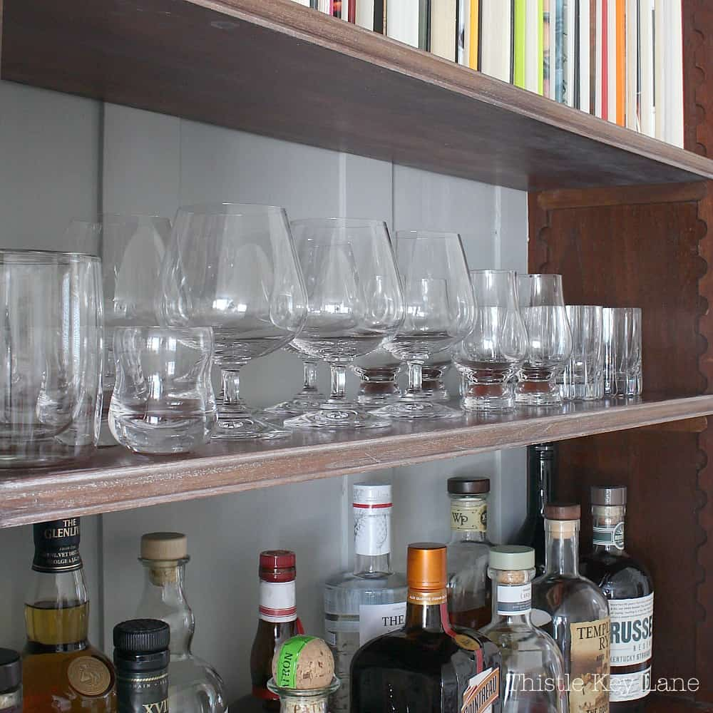 Ideas For Liquor Cabinets