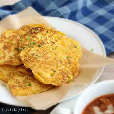 Johnny Cake Recipe With Green Onions And Chives