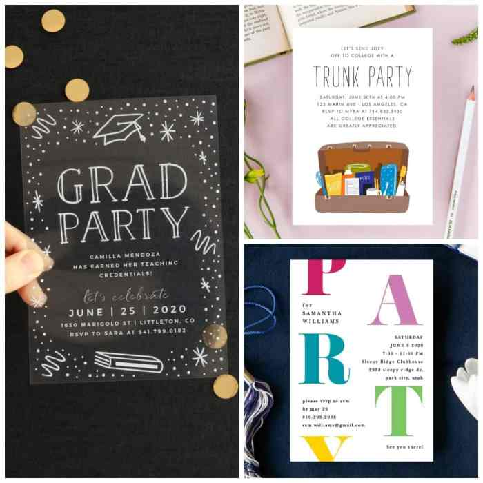 2020 Graduation Announcements and Invitations