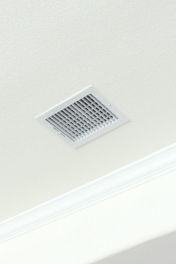 New Ceiling Register - Make Your Home Look New After Painting