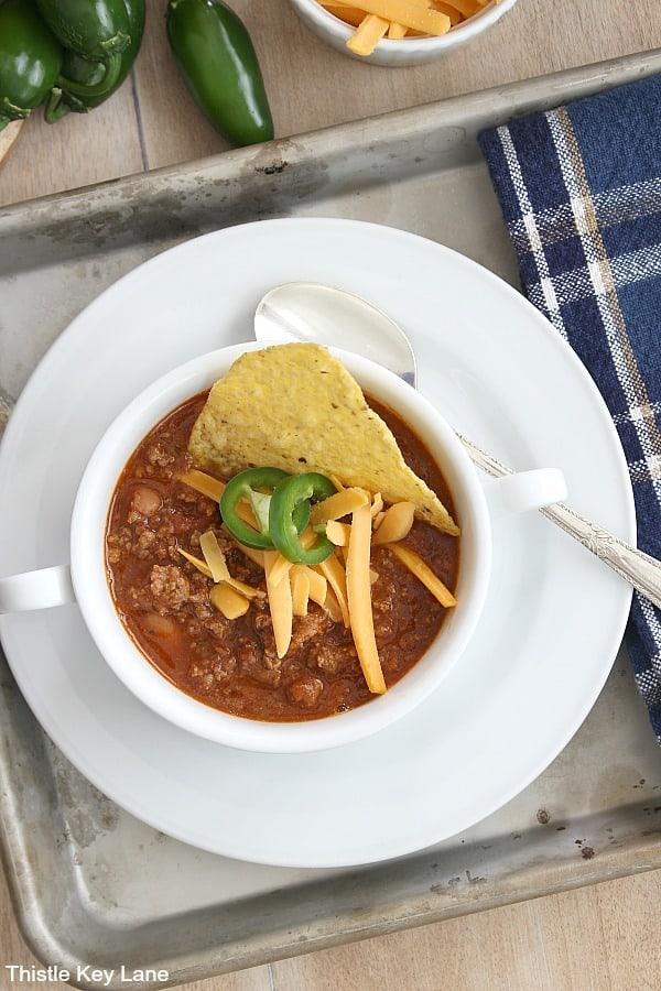 Best Chili Recipe Thistle Key Lane