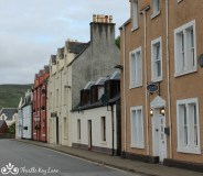 Our B&B Coolin View in Portree