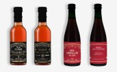 Flessen Whisky en Kriek