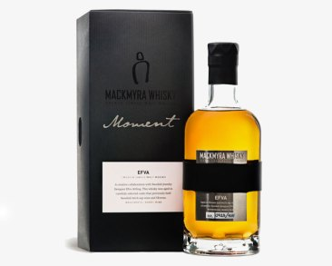 mackmyra Efva bottle + pack