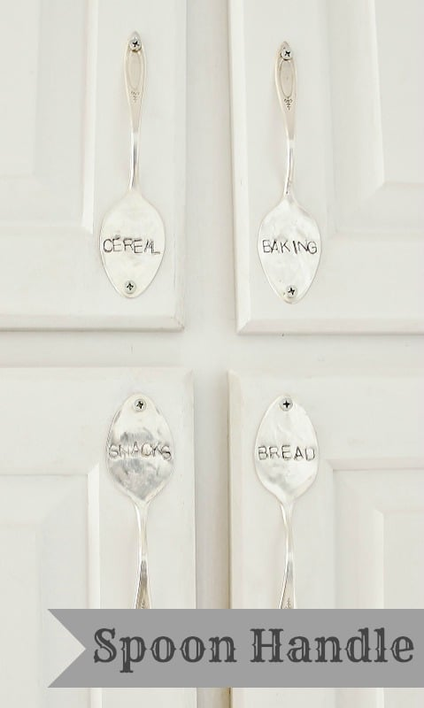 Spoon Door Handle