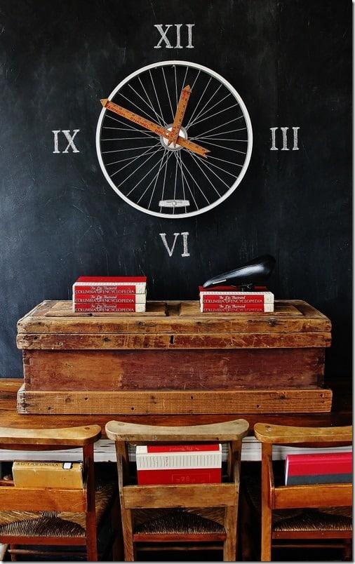 Bicycle-Clock