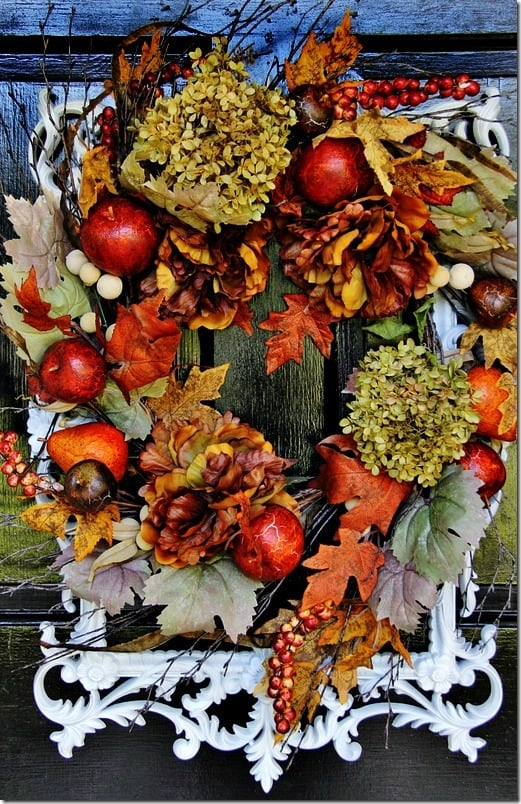 budget-fall-decorating-ideas-wreath