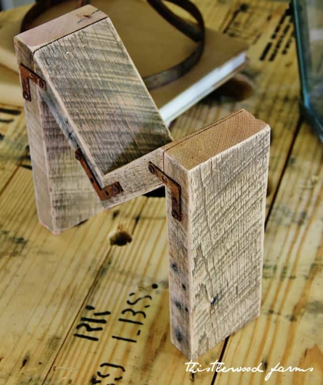 diy pallet wood project