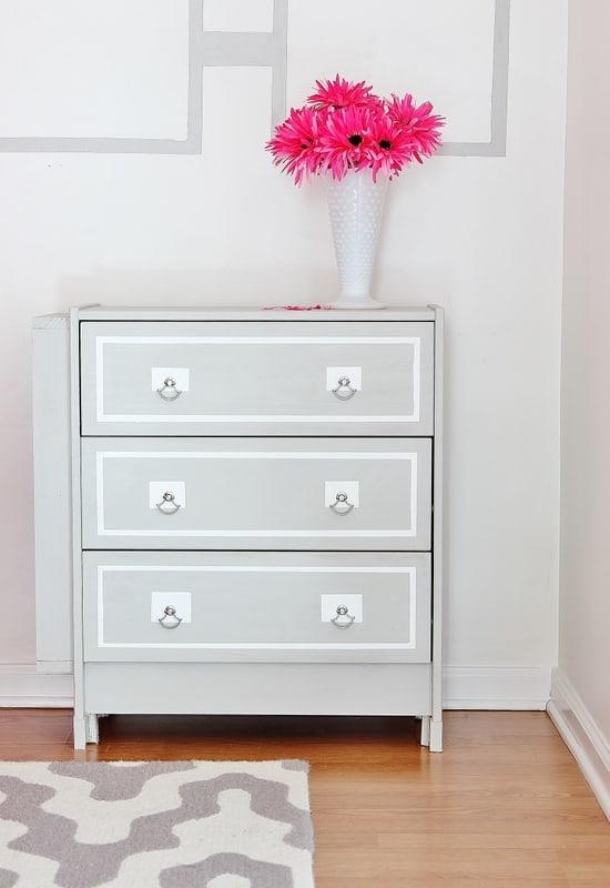 IKEA Hack Dresser Project