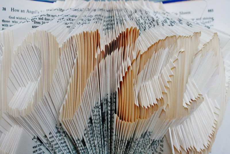 book page projects ideas for projects