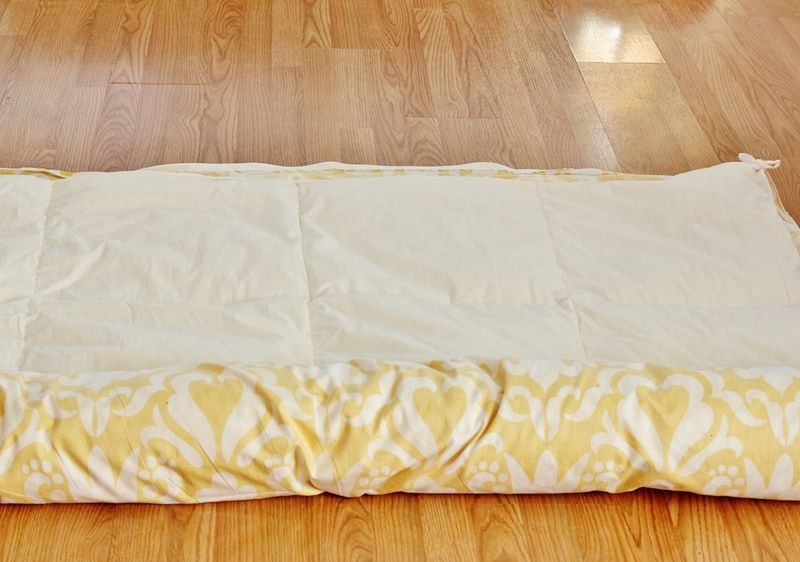 duvet cover how to