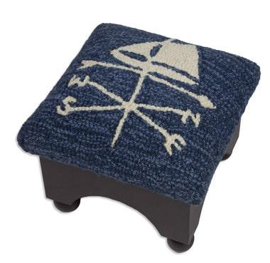 weather vane footstool