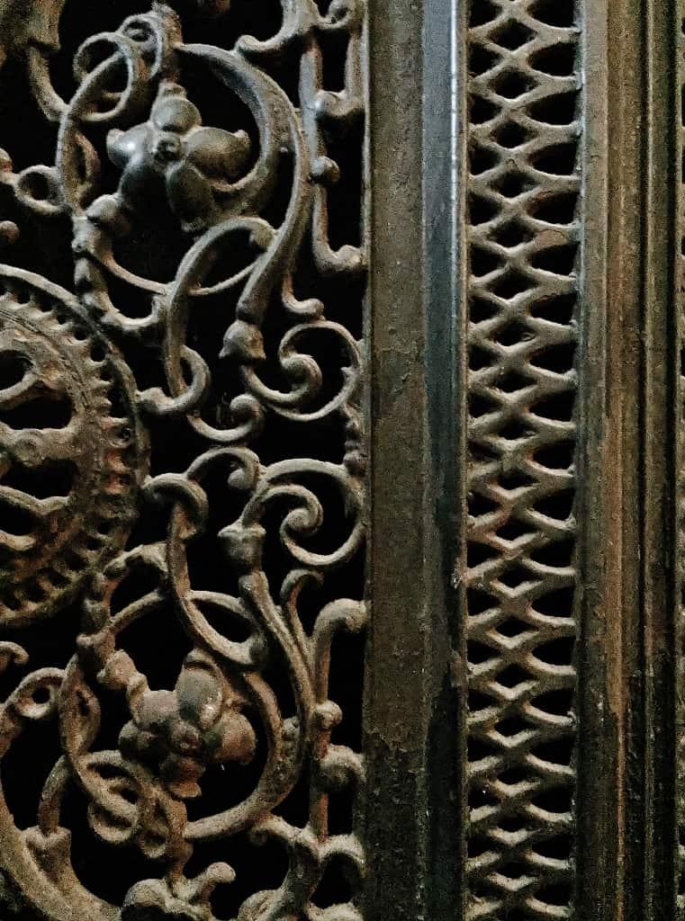 Scrollwork Iron