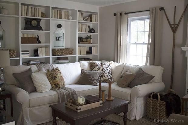 Fall-Living-Room-Rustic-and-Woven