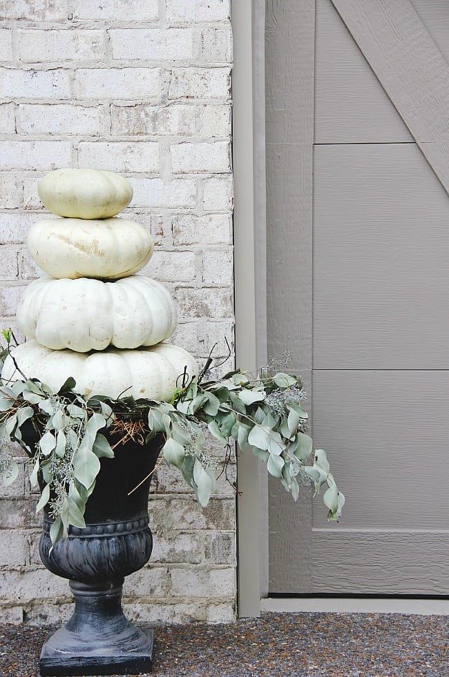 favorite faux pumpkins