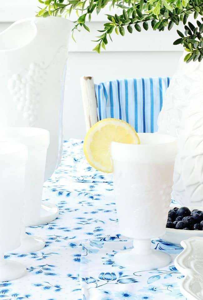 Sweet Tea Tablecloth