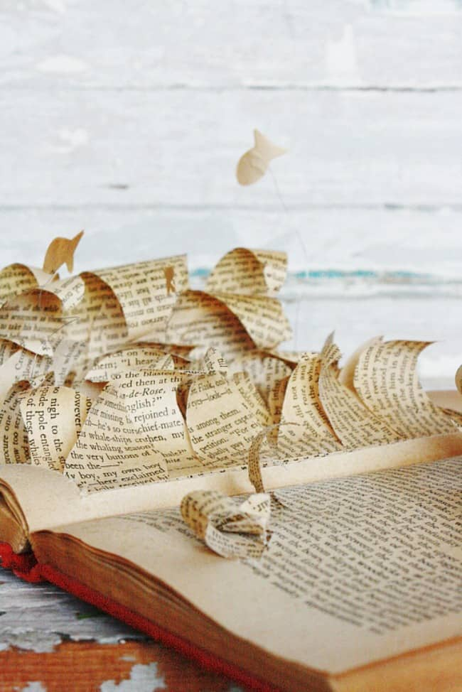 book-page-projects-ideas-diy
