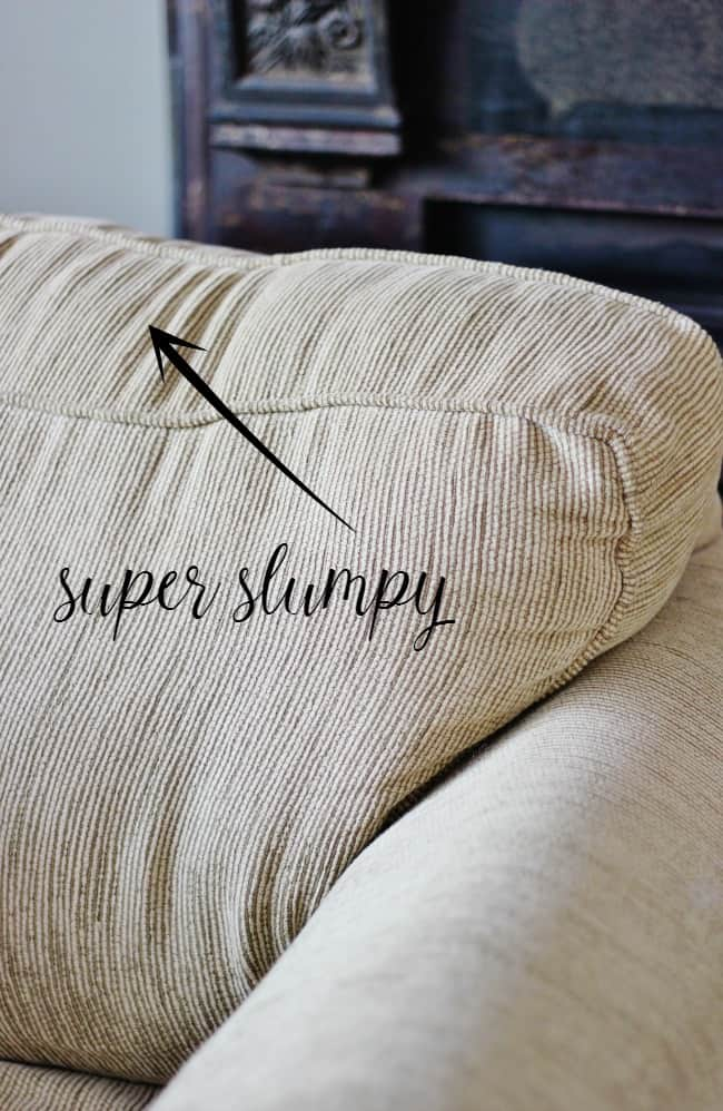 How To Fix Sagging Couch Cushions Thistlewood Farm