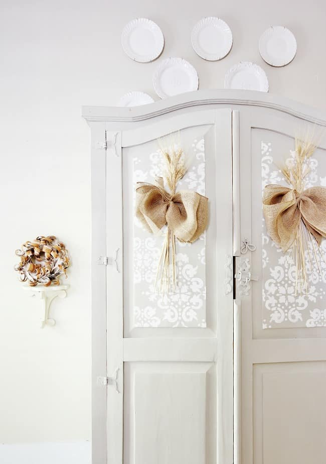 fall-armoire-with-wheat