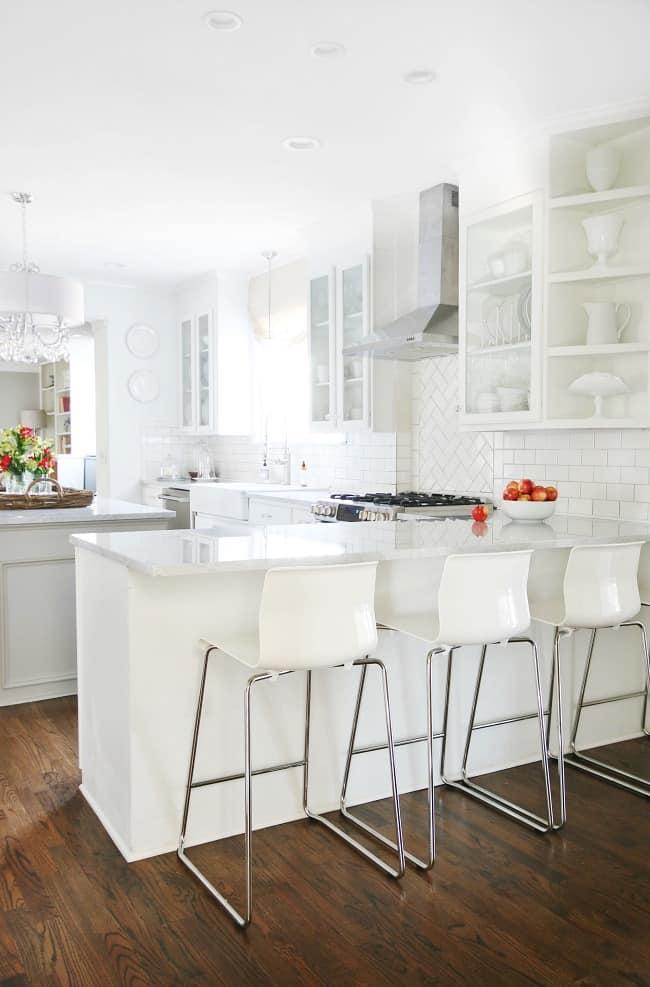 Whiteware in the kitchen