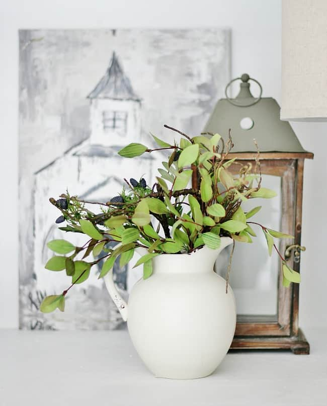 Natural and unique elements add pop to your home decor