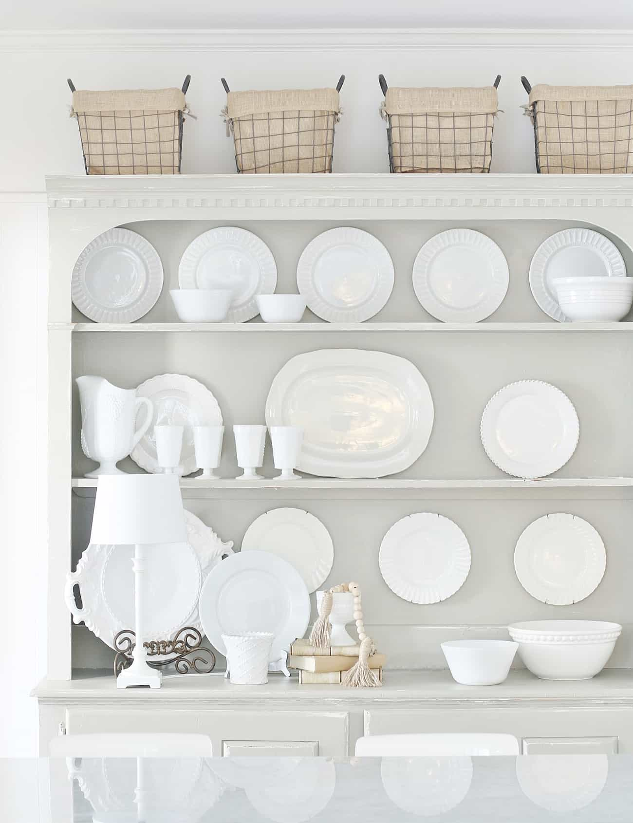 how to update a kitchen on a budget hutch