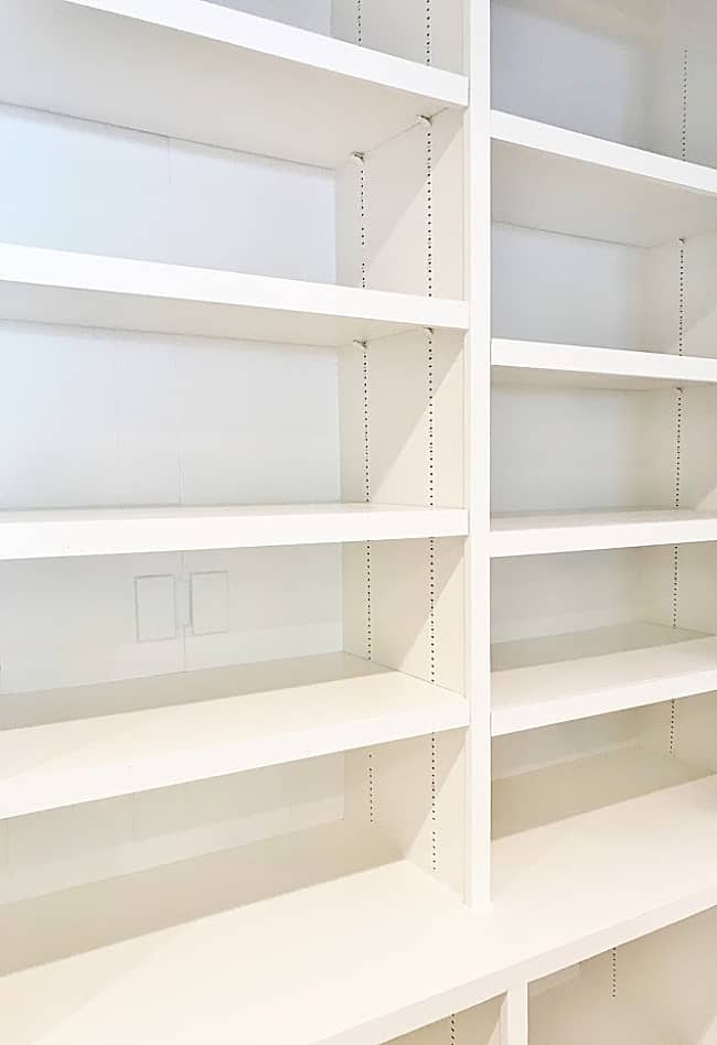 how to add lighting to any bookcase