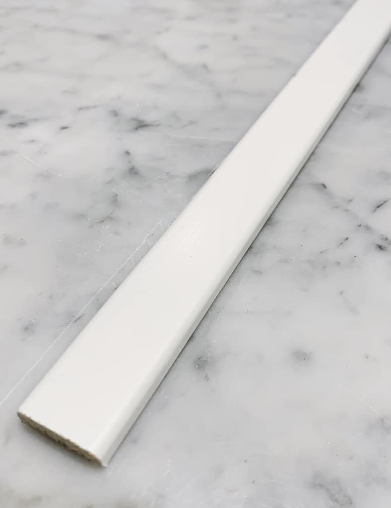 how to make an obelisk molding