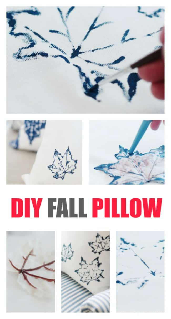 simple fall craft collage