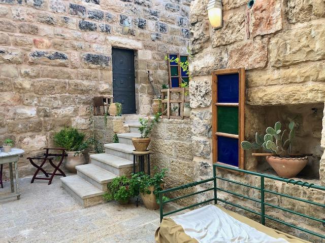 Guest House in Battir