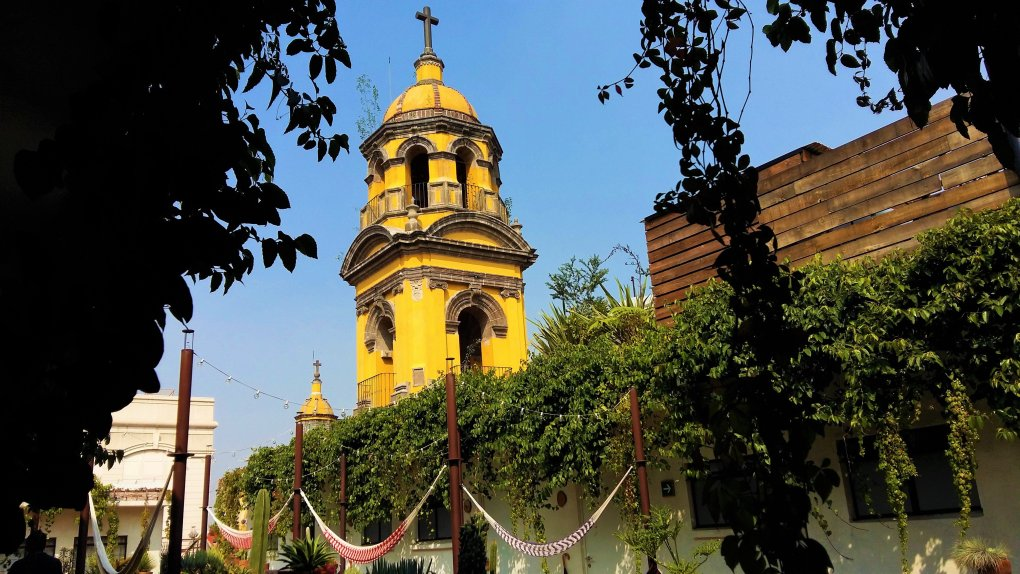 The Terrace at Chaya Boutique B&B - Is Mexico City Safe?