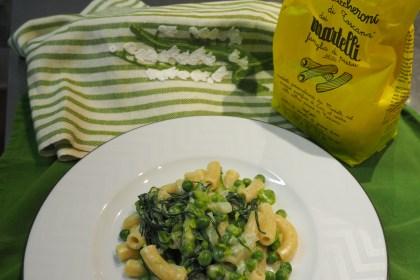 Pasta Martelli con Verdure di Stagione