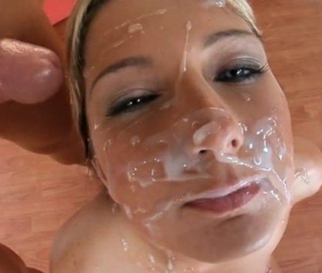 Bukkake Facial